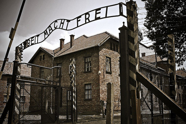 Auschwitz the camp