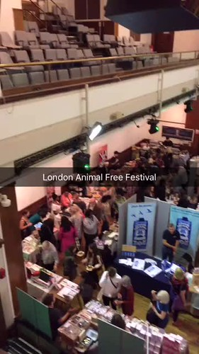London Animal Free Festival 2016