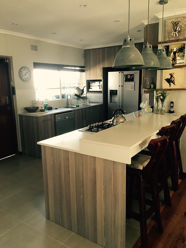 Kitchen renovation: ready to be used