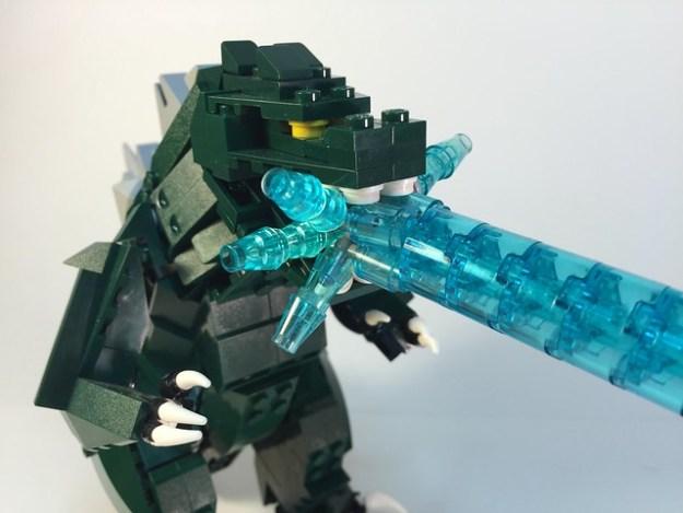 Godzilla does not love you