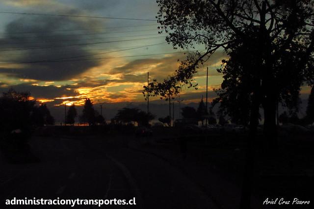 Amanecer en Puerto Montt / GCKV19