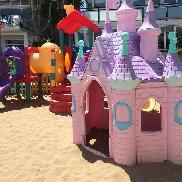 parco giochi Altamarea Beach Village Cattolica