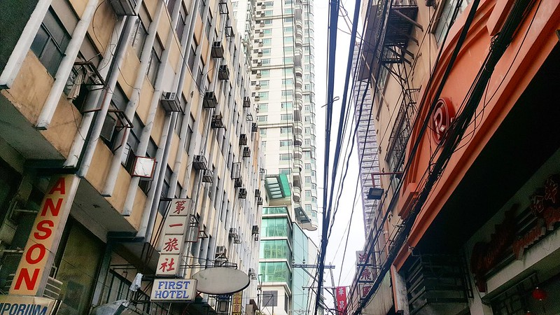Downtown Manila tour with Carlos Celdran