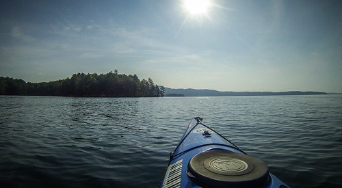 Lake Jocassee Kayaking-33