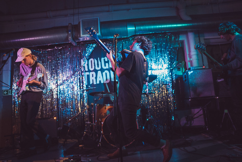 FEWS at Rough Trade