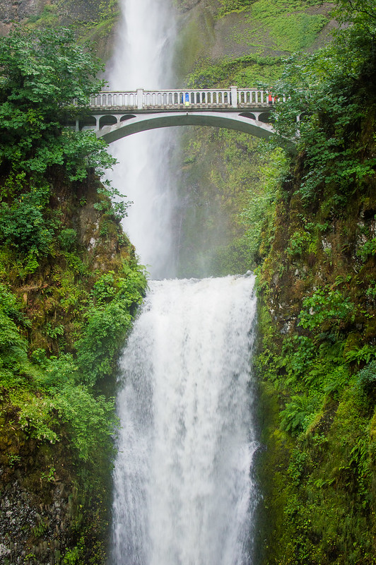 Multnomah Falls Oregon