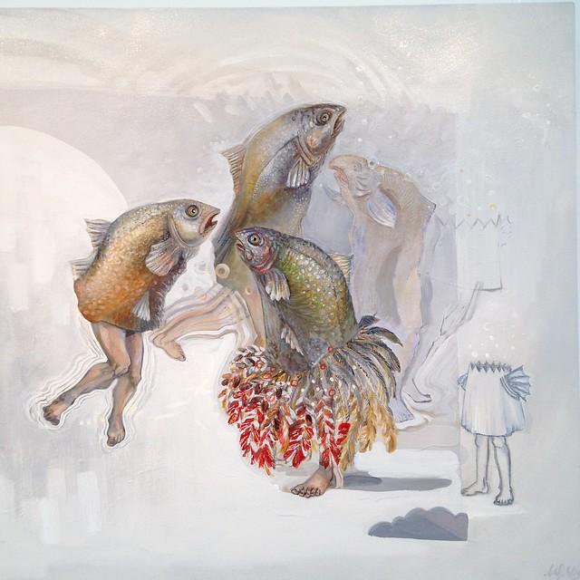 Work by Pilar Mehlis