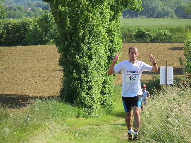 2015 Trail 8 km