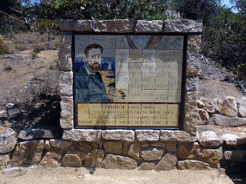 Monumento a Joaquín Sorolla