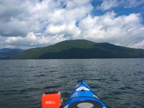 Lake Jocassee with Bennie Waddell-118