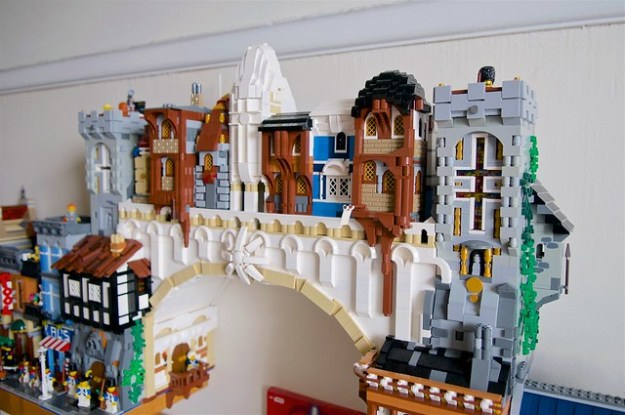 Silly readers, bookshelves are for displaying LEGO! | The Brothers ...