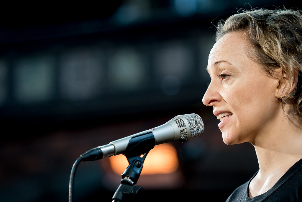 Daylight Music 236: Ana Silvera singing works by Emily Hall