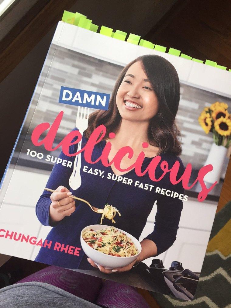 Damn Delicious Cookbook 1