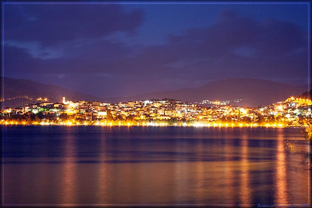 Kastoria At Night 8-10-2012