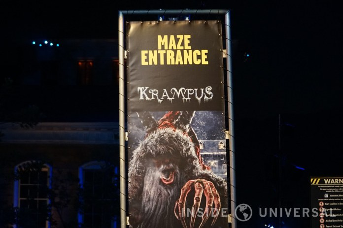 Krampus (2016) - Halloween Horror Nights at Universal Studios Hollywood