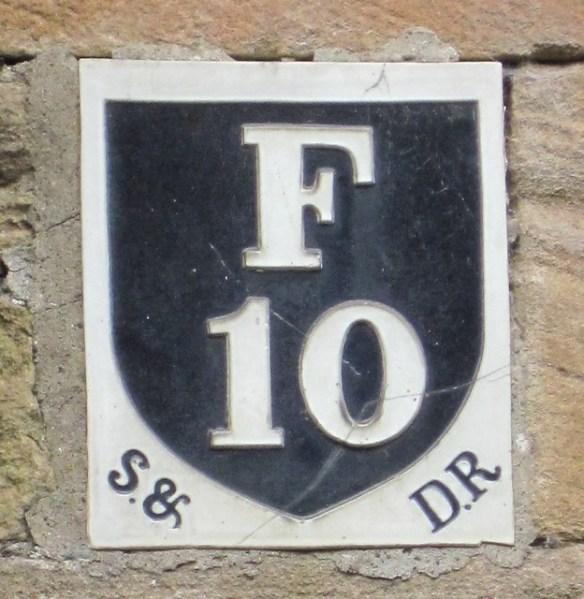 Stockton and Darlington Railway F10, Barnard Castle
