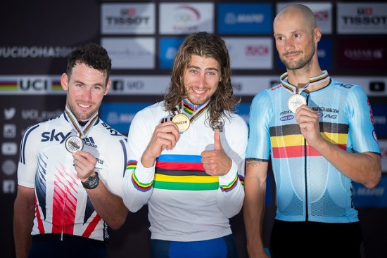 2016 UCI Road Cycling World Championships