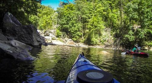 Lake Jocassee with Bennie Waddell-104