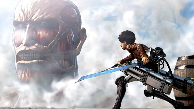 Attack on Titan, PS4, PS3, PS Vita