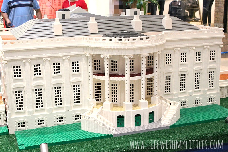 The Lego Americana Roadshow at the North Star Mall - Life With My ...