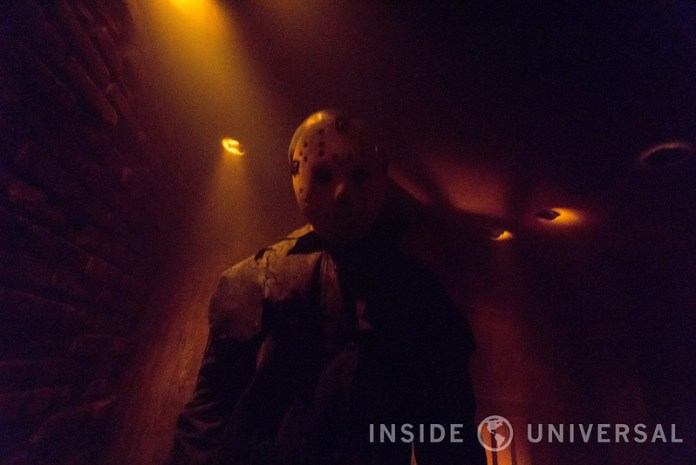 Freddy vs. Jason (2016) - Halloween Horror Nights at Universal Studios Hollywood