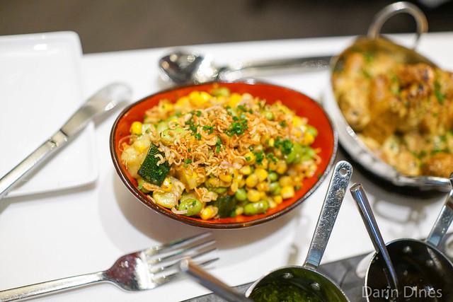 summer succotash edamame / corn / zucchini / tamarind