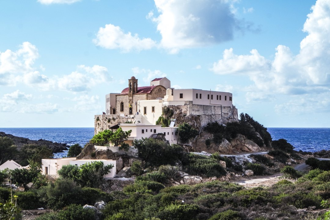 monastero di Chrisoskalitissa