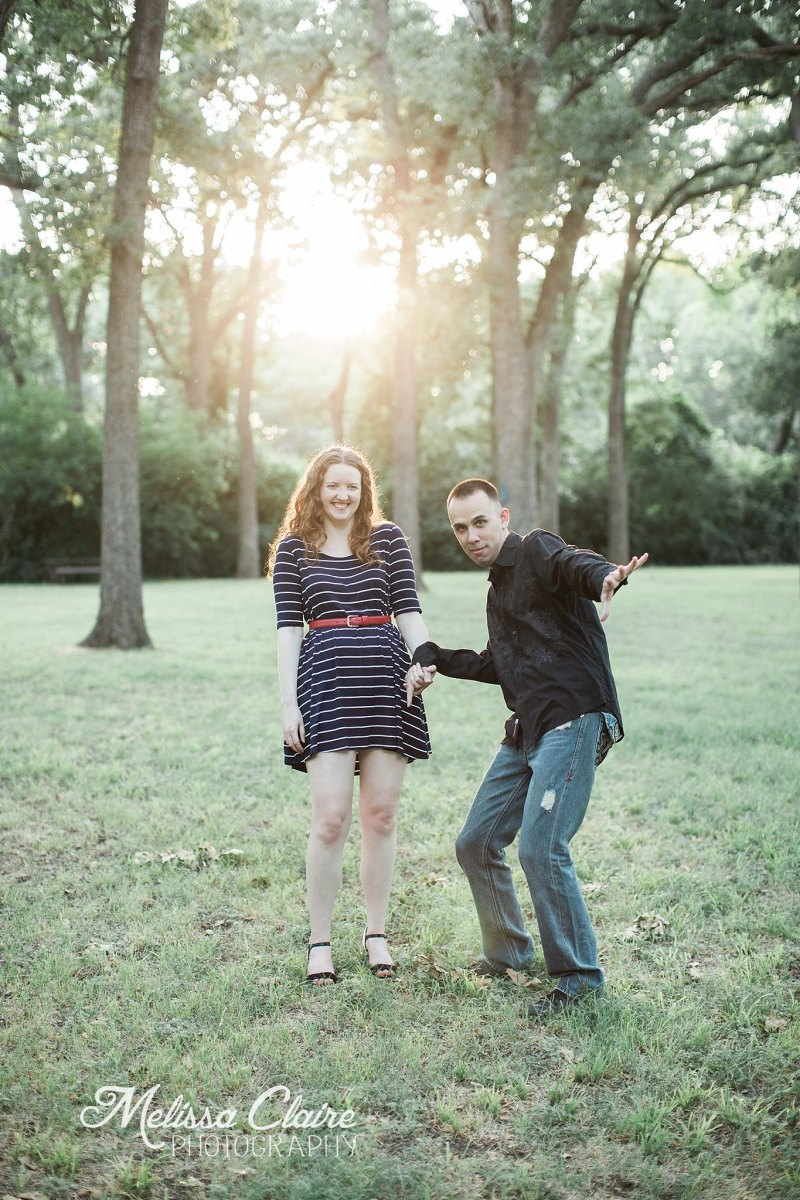 UTA Engagement Photos