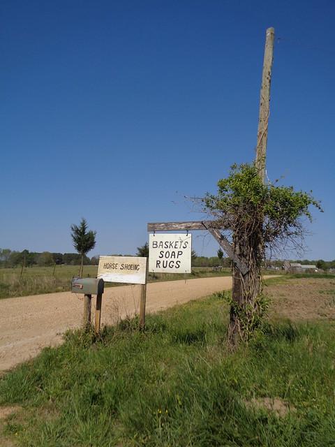 Amish Community outside Pontotoc, MS