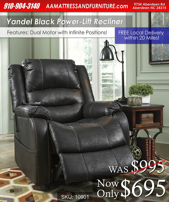 Yandel Black WM