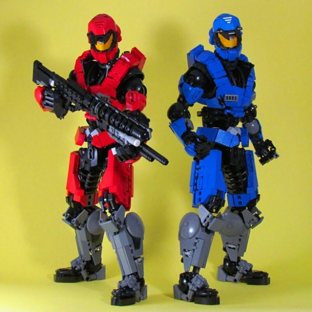 fifteen years of evolved combat a lego halo roundup the brothers