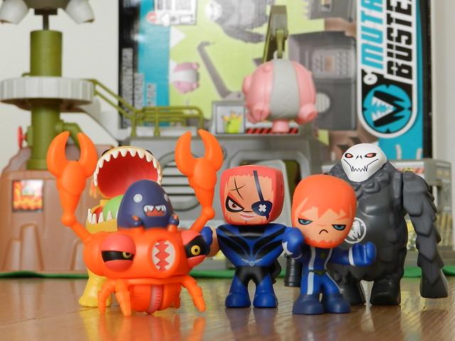 quartier generale mutant busters