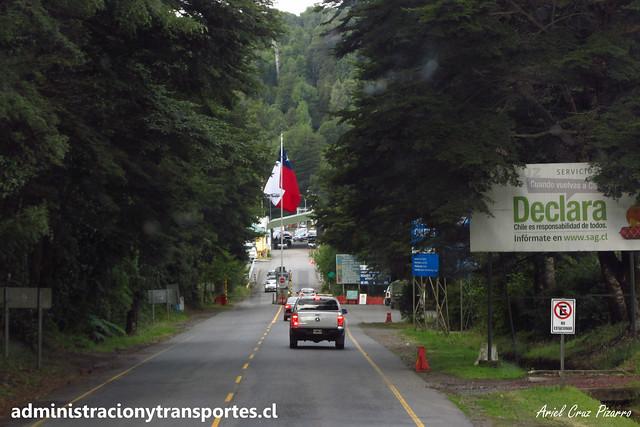 Paso Cardenal Samoré (Aduana Chile)