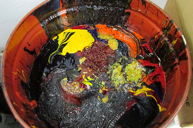 Waste Ink
