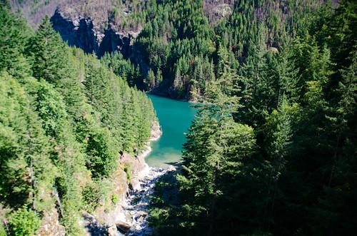 Gorge Lake and Gorge Creek Falls-004