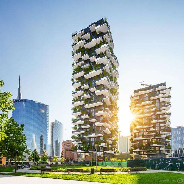 Bosco Verticale, Milan | Vertical Garden I