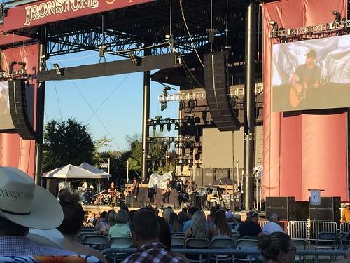 Tyler Rich at Ironstone Amphitheatre