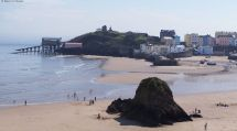 Amazing Views Tenby Harbour And North Beach