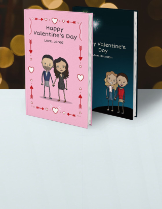 Romantic Valentine's Day Gifts by LoveBook