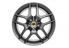 Evora Classic Wheel in Stealth Grey
