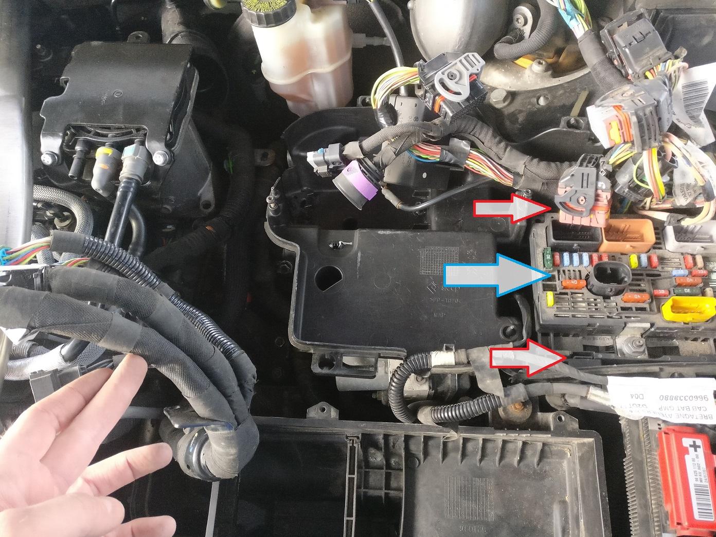 citroen c5 suspension pump wiring diagram 22re ecu fuse box problems library