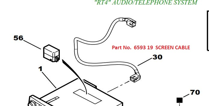 citroen c5 estate towbar wiring diagram spongy bone forums the garage reversing camera to rt4 5 multifunction screen at moment i m trying check if this is same part for rt5 as my dealer says it s only avaible a with loom 200 vat