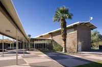 Furnace Creek Visitor - Center National Park Service - ARG