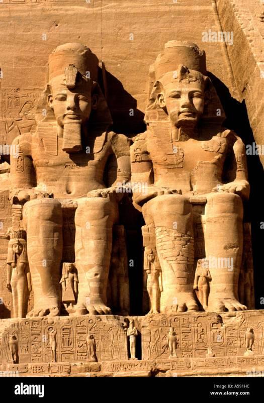 Ramesses Ramses 2 II Egypt 19 dynasty 1250 BC pharaoh ...