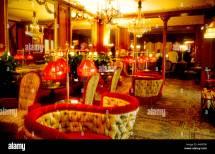 """Paris France Luxury """"hotel Costes"""" Interior"""