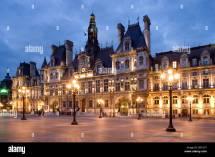 Hotel De Ville Paris France