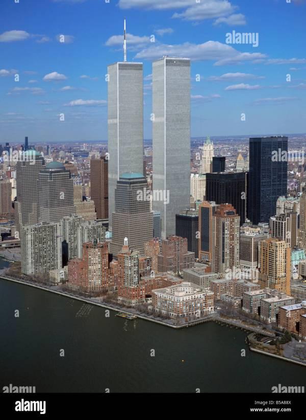 New York City Twin Towers World Trade Center