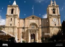 St. John's Cathedral Valletta Malta