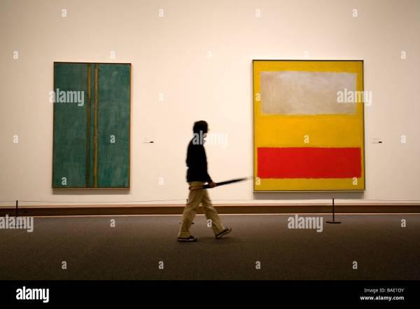 Metropolitan Museum of Modern Art Paintings