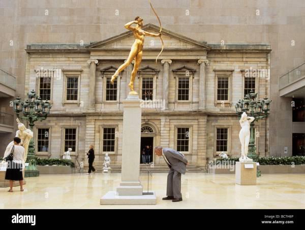 American Wing Metropolitan Museum of Art